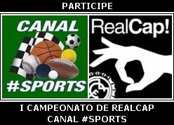 I Campeoato de RealCap do Canal #Sports