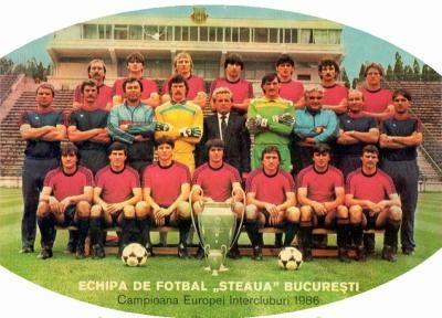 Steaua Bucareste (1985-86)