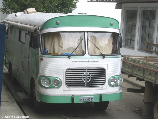 Ônibus Velho