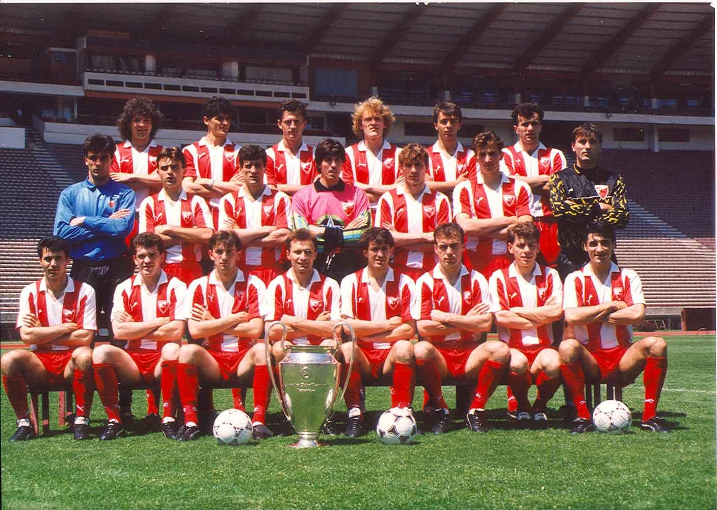 Estrela Vermelha (1990-91)