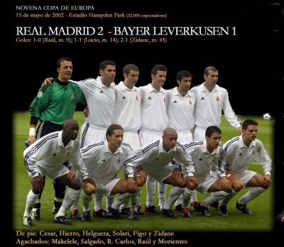 Real Madrid (2001-02)