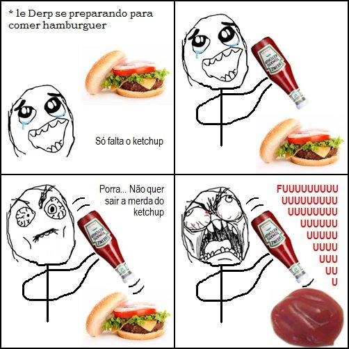 Meme - Ketchup