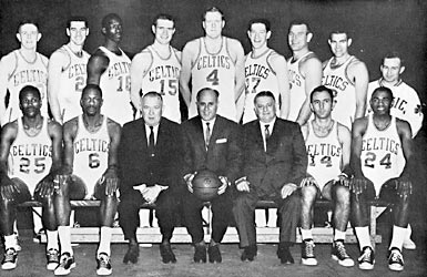 Boston Celtics (1962-63)