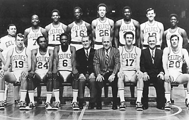 Boston Celtics (1968-69)