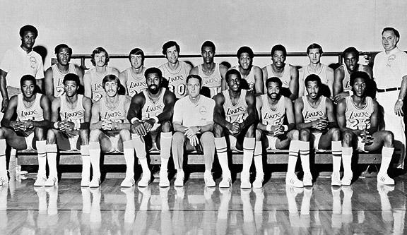 Los Angeles Lakers (1971-72)