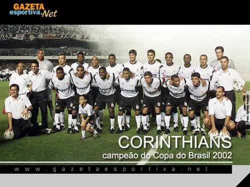 Corinthians campeão da Copa do Brasil