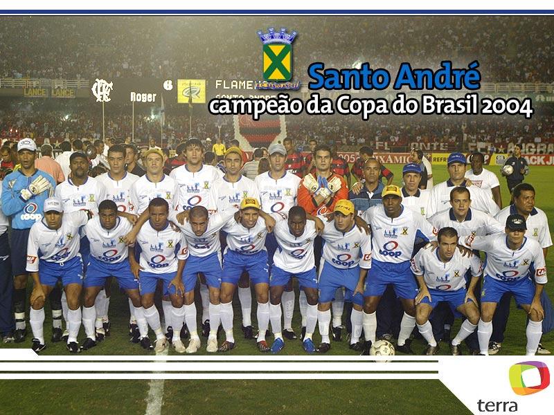 Santo André campeão da Copa do Brasil