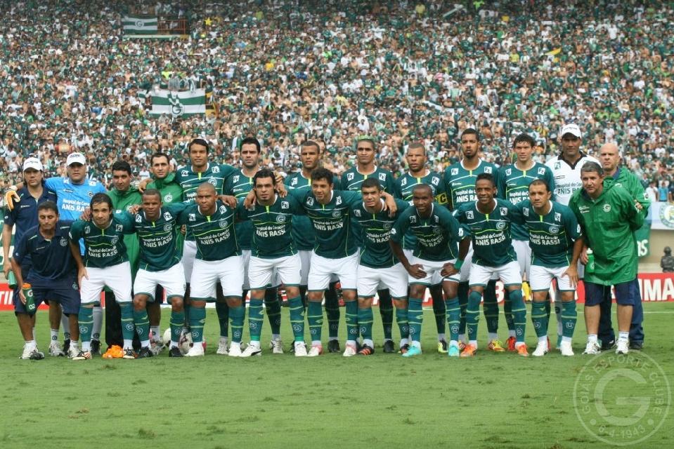 Goiás Campeão da Série B 2012