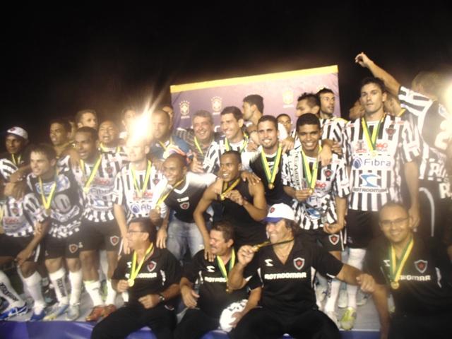Botafogo-PB Campeão