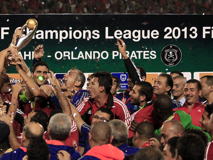 Al Ahly campeão